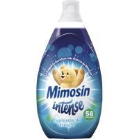 Suavizante explos. de frescor MIMOSIN Intense, botella 58 dosis