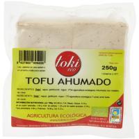 Tofú ahumado TOKIECO, bandeja 250 g