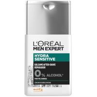 After Shave calmante Hydra L`OREAL Men Expert, frasco 125 ml