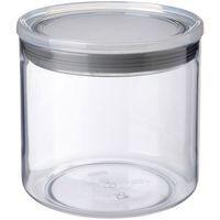 Bote cocina plastico  con junta  gris TATAY, 1 litro