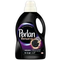 Detergente cuida-renueva ropa oscura PERLAN, garrafa 25 dosis