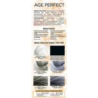 Crema embellecedora 02 Grey L`OREAL Age Perfect, caja 1 ud