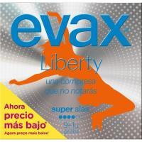 Compresa super con alas EVAX Liberty, paquete 10 unid.