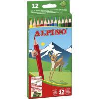 Lápices de colores ALPINO, 12uds