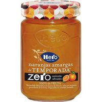 Mermelada de naranja amarga temporada zero HERO, frasco 285 g