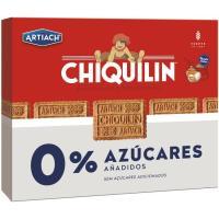 Chiquilin 0% azúcar ARTIACH, caja 525 g