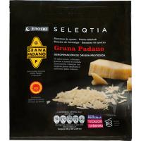 Escamas de grana padano Eroski SELEQTIA, bolsa 100 g