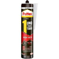 Adhesivo de montaje High-Tack PATTEX, cartucho 446gr