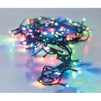 Guirnalda de Navidad con 80 luces Led multicolor con controlador de 8 funciones.