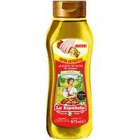 Aceite oliva 0,4 antigoteo ESPAÑOLA, botella 68 cl