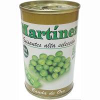 Guisante muy fino MARTINEZ, lata 95 g