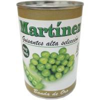 Guisante muy fino MARTINEZ, lata 250 g