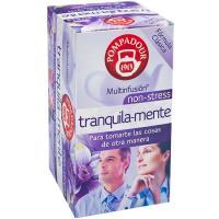 Infusión Non Stress Plus POMPADOUR, caja 20 sobres