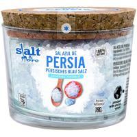 Sal fina azul de Persia SALT&MORE, frasco 180 g