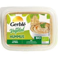 Hummus GERBLÉ BIO, tarrina 170 g