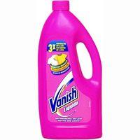 Blaqueador sin lejia líquido VANISH, botella 1 litro