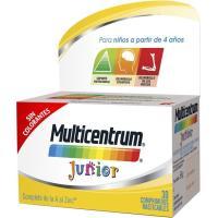 Complemento vitamínico junior MULTICENTRUM, caja 30 cápsulas