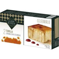 Torrijas caramelizadas CASA ECEIZA, caja 280 g