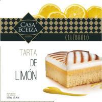 Tarta de limón CASA ECEIZA, caja 550 g
