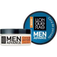 Cera brillo LLONGUERAS Men Advance, tarro 85 ml