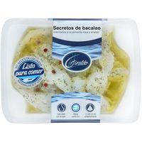 Secretos de bacalao marinado con eneldo GIRALDO, bandeja 180 g