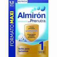 Leche de iniciación ALMIRÓN Advance 1, lata 1,2 kg