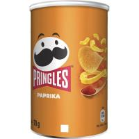 Patatas Parrika PRINGLES, lata 70 g