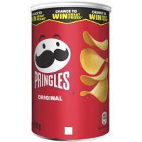 Patatas original PRINGLES, lata 70 g