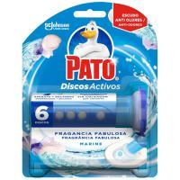 Wc discos activos marine PATO, aparato + recambio, pack 1u