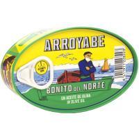 Bonito del norte en aceite de oliva ARROYABE, lata 111 g