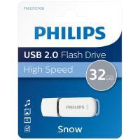 Pendrive Philips Snow USB 2.0 de 32 GB