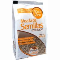 Mezcla de 4 semillas ecológica ECOZEN, bolsa 350 g