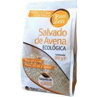 Salvado de avena ecológico ECOZEN, bolsa 350 g