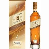 Whisky Platinum 18 años JOHNNIE WALKER, botella 70 cl