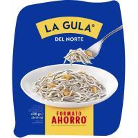 La gula del norte ANGULAS AGUINAGA, bandeja 430 g