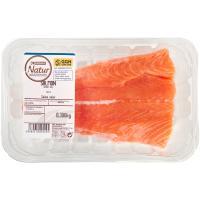 Filete de salmón EROSKI Natur GGN, bandeja 300 g