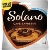 Caramelo de café sin azúcar SOLANO, bolsa 99 g