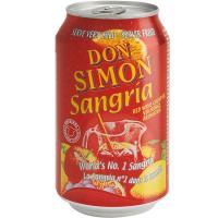 Sangría DON SIMON, lata 33 cl