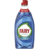 Lavavajillas a mano eucalipto FAIRY, botella 500 ml