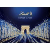 Bombones surtidos LINDT Champs Élysées, caja 469 g