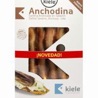 Sardina anchoada KIELE, sobre 70 g
