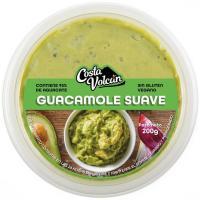 Guacamole suave COSTA VOLCÁN, tarrina 200 g