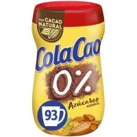 Cacao soluble 0% COLA CAO, bote 700 g