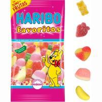 Favoritos de azúcar Lc HARIBO, bolsa 75 g