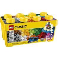 Caja de ladrillos creativos mediana, edad rec:+4 años LEGO CLASSIC