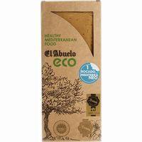 Turrón de Jijona ecológico EL ABUELO, tableta 200 g
