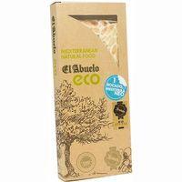 Turrón de Alicante ecológico EL ABUELO, tableta 200 g