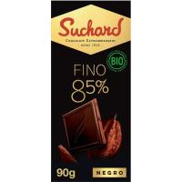 Chocolate Bio 85% SUCHARD, tableta 90 g