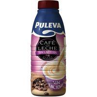 Café con leche PULEVA Mañanas Ligeras, botella 1 litro