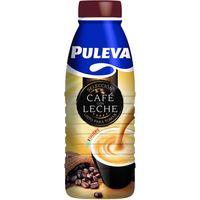 Café con leche PULEVA, botella 1 litro